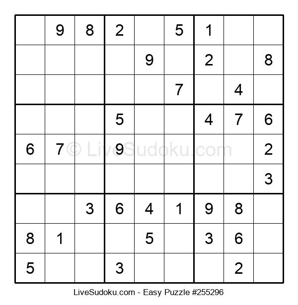 Beginners Puzzle #255296