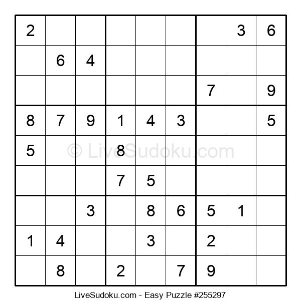 Beginners Puzzle #255297