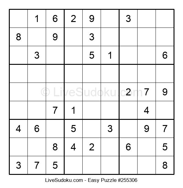 Beginners Puzzle #255306