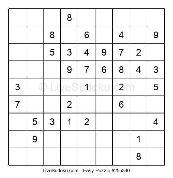 Beginners Puzzle #255340