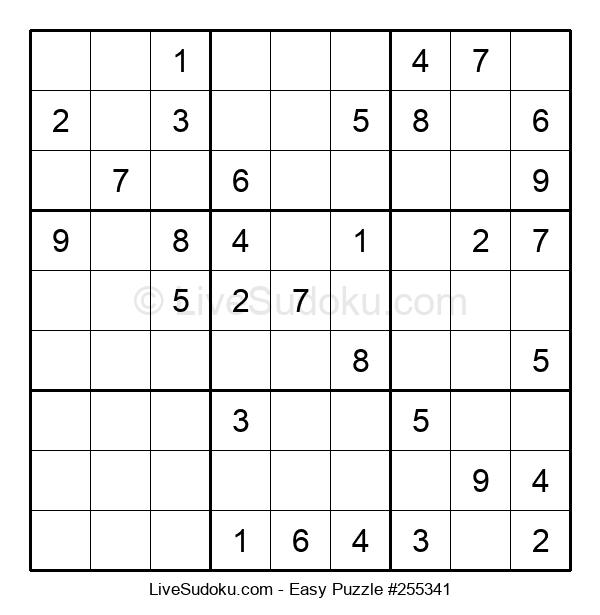 Beginners Puzzle #255341