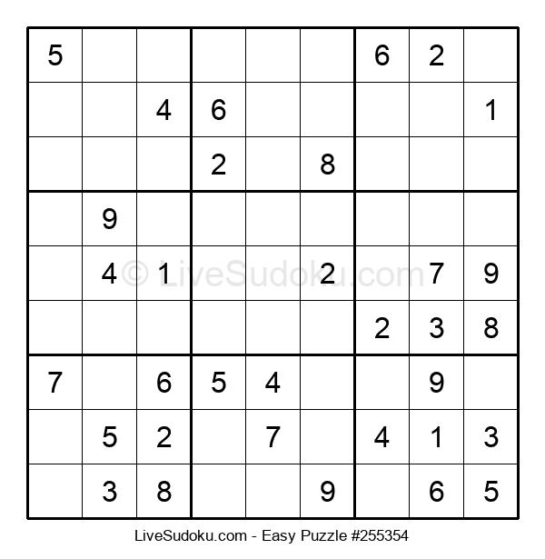 Beginners Puzzle #255354