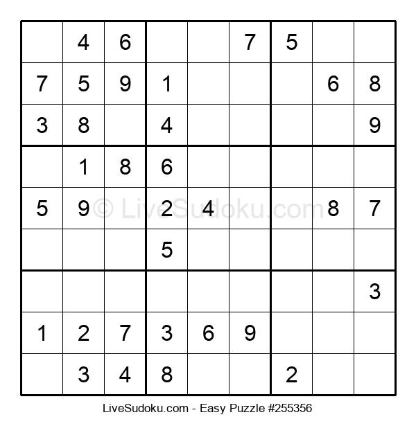 Beginners Puzzle #255356