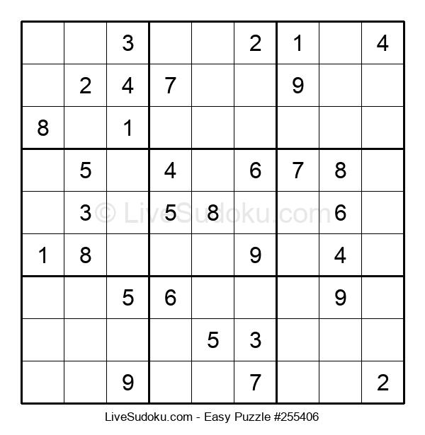 Beginners Puzzle #255406