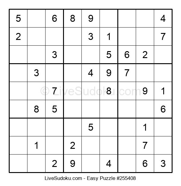 Beginners Puzzle #255408