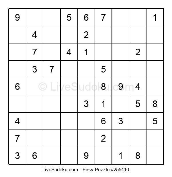 Beginners Puzzle #255410
