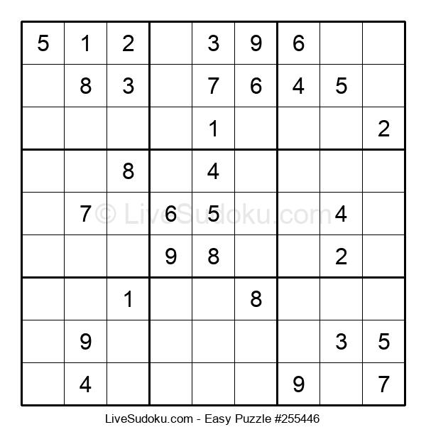 Beginners Puzzle #255446
