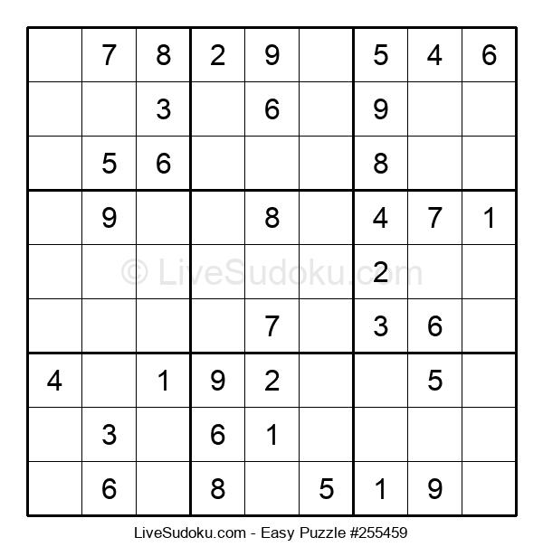 Beginners Puzzle #255459