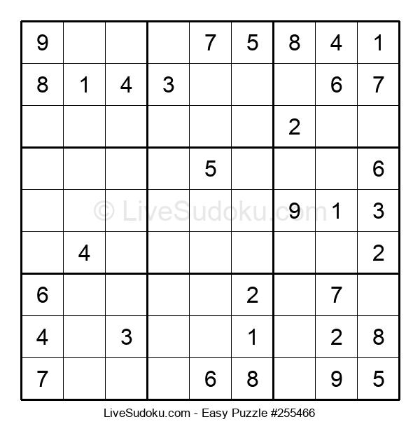 Beginners Puzzle #255466