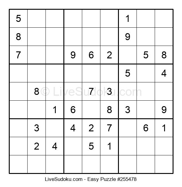 Beginners Puzzle #255478