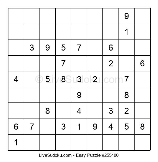 Beginners Puzzle #255480