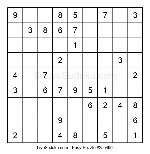 Beginners Puzzle #255499