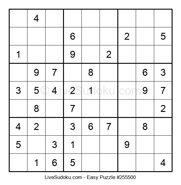 Beginners Puzzle #255500