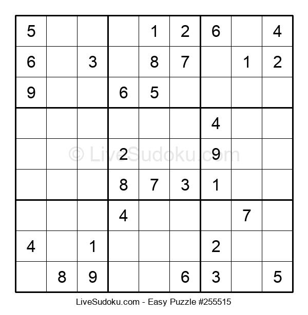 Beginners Puzzle #255515