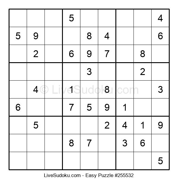 Beginners Puzzle #255532