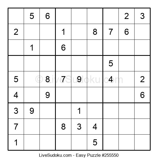 Beginners Puzzle #255550