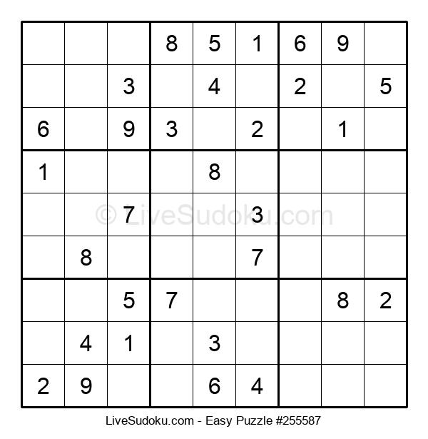Beginners Puzzle #255587