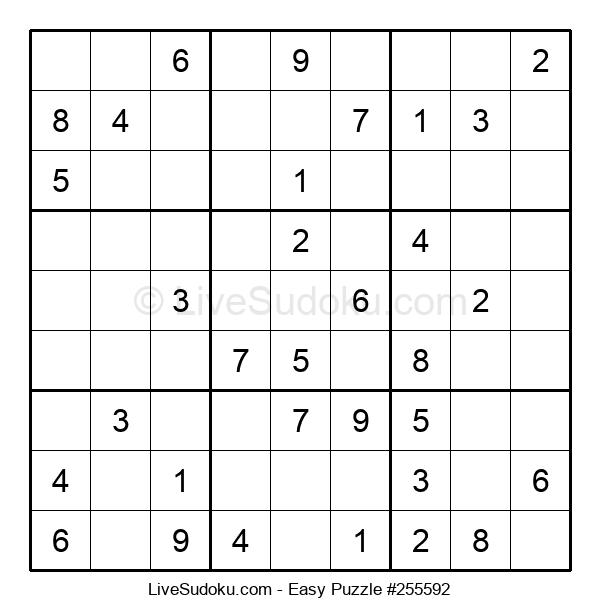 Beginners Puzzle #255592