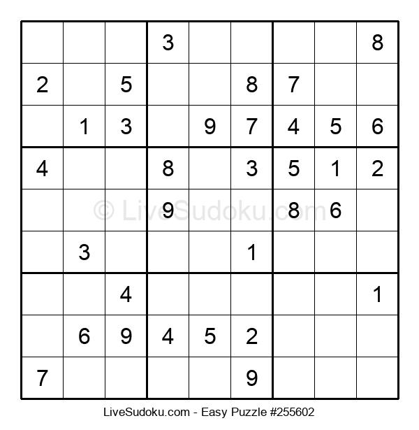 Beginners Puzzle #255602