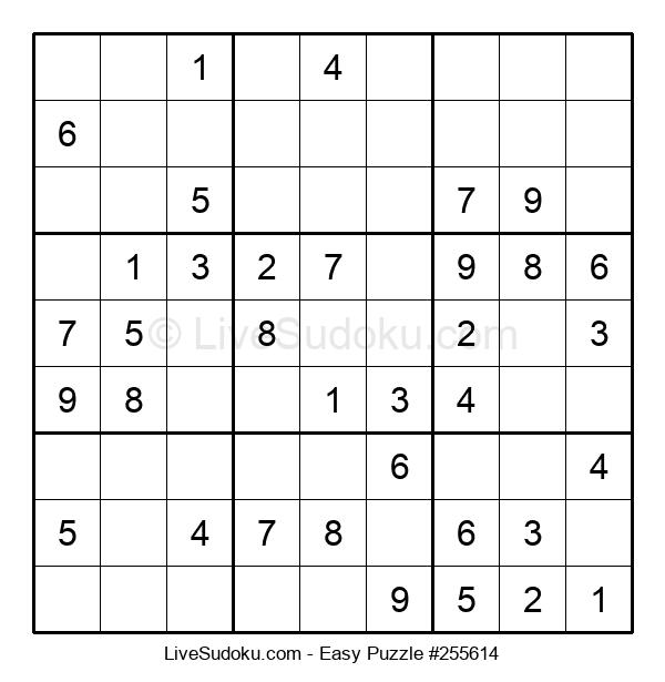 Beginners Puzzle #255614