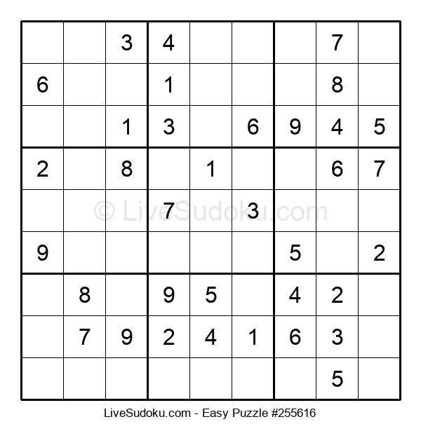Beginners Puzzle #255616