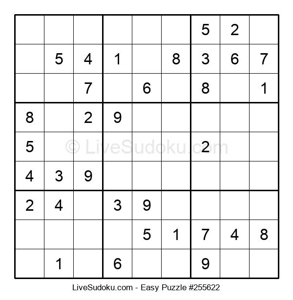 Beginners Puzzle #255622
