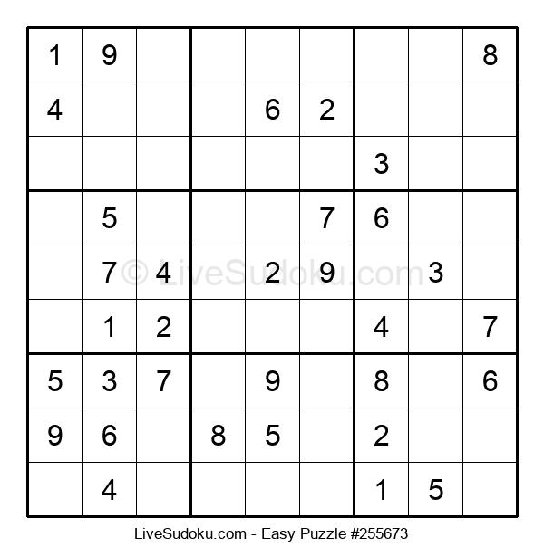 Beginners Puzzle #255673