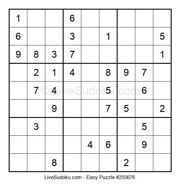 Beginners Puzzle #255676
