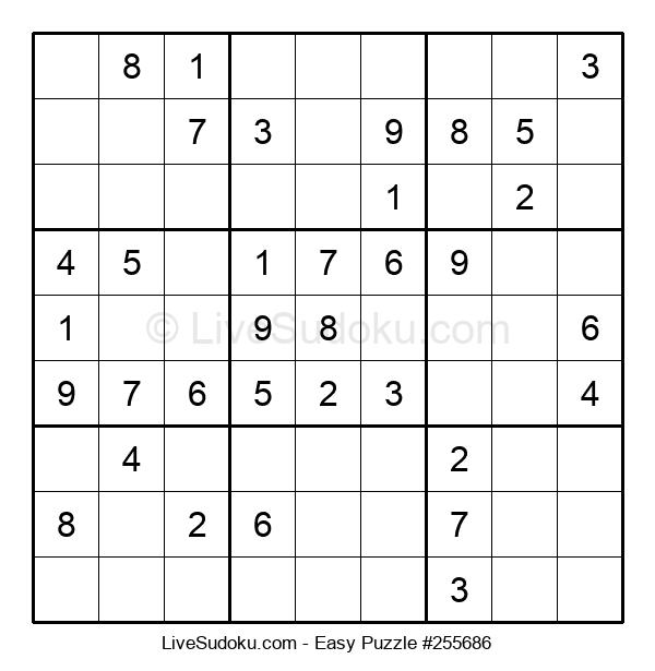 Beginners Puzzle #255686