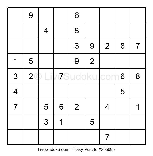 Beginners Puzzle #255695