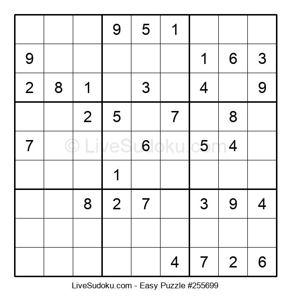 Beginners Puzzle #255699