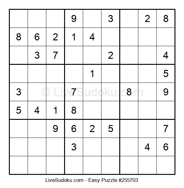 Beginners Puzzle #255703