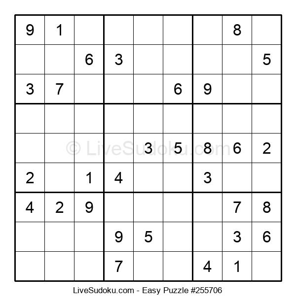 Beginners Puzzle #255706