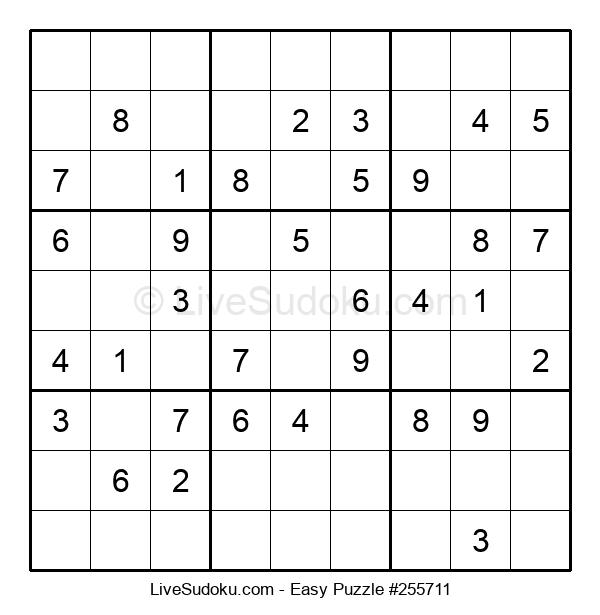 Beginners Puzzle #255711
