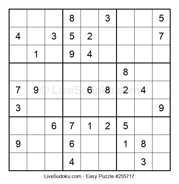 Beginners Puzzle #255717