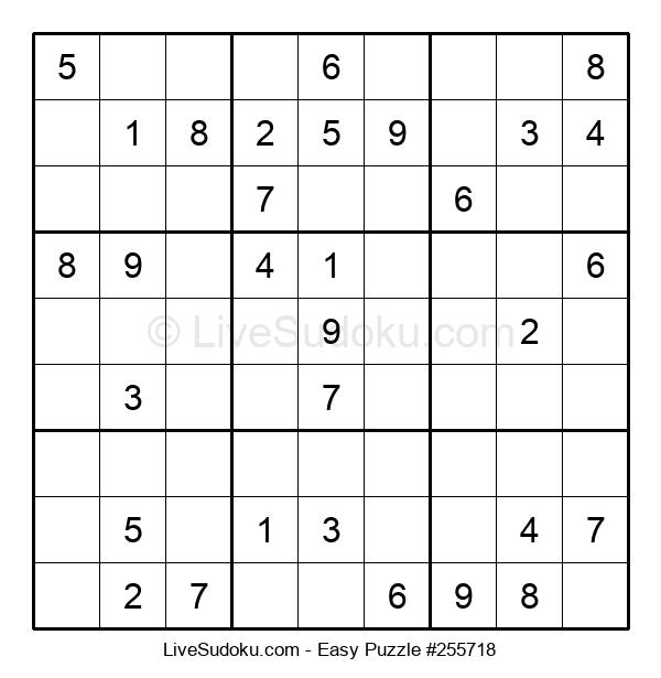 Beginners Puzzle #255718