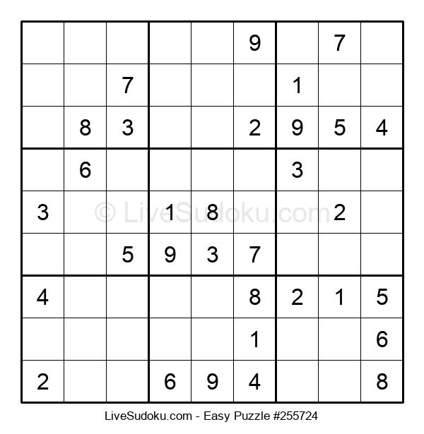 Beginners Puzzle #255724
