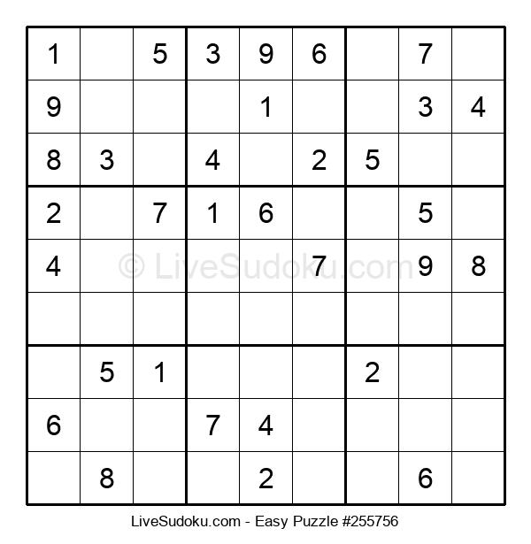 Beginners Puzzle #255756