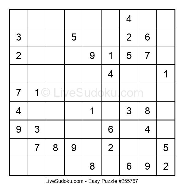 Beginners Puzzle #255767