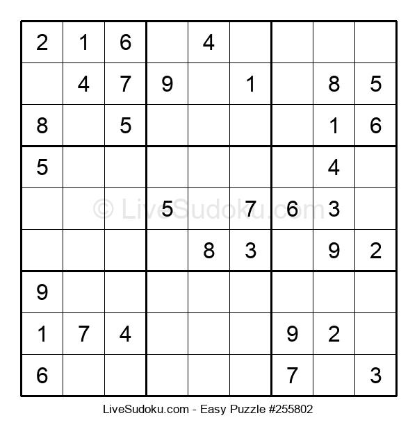 Beginners Puzzle #255802