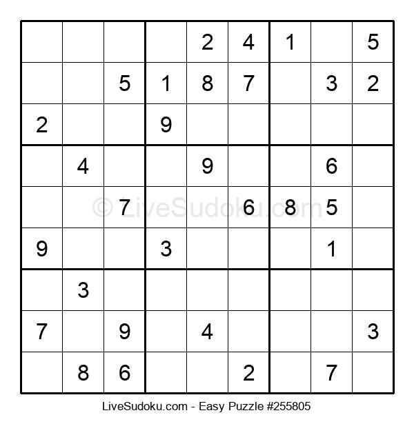 Beginners Puzzle #255805