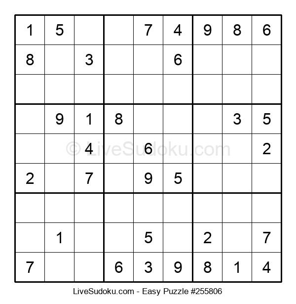 Beginners Puzzle #255806