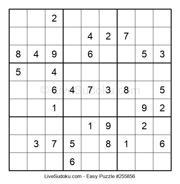 Beginners Puzzle #255856