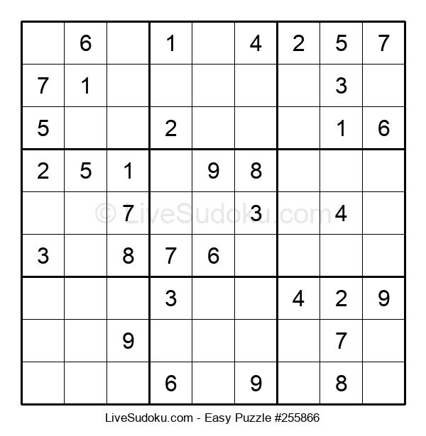 Beginners Puzzle #255866
