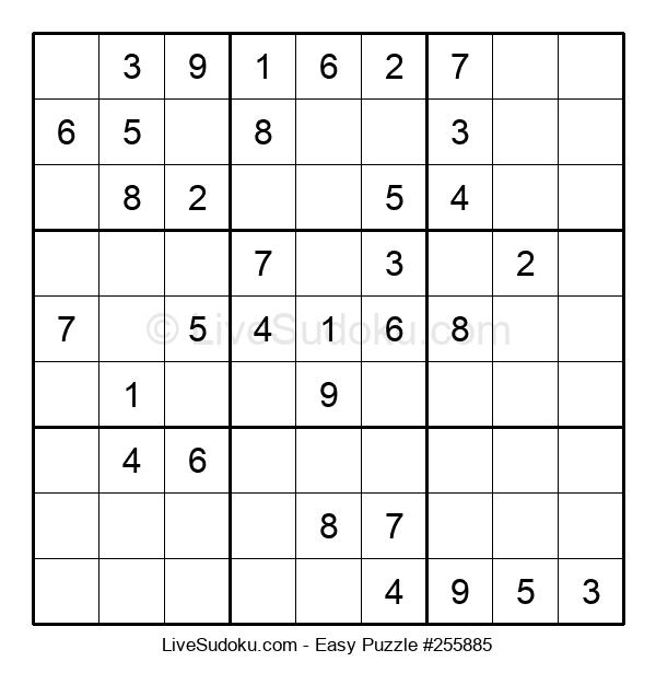 Beginners Puzzle #255885