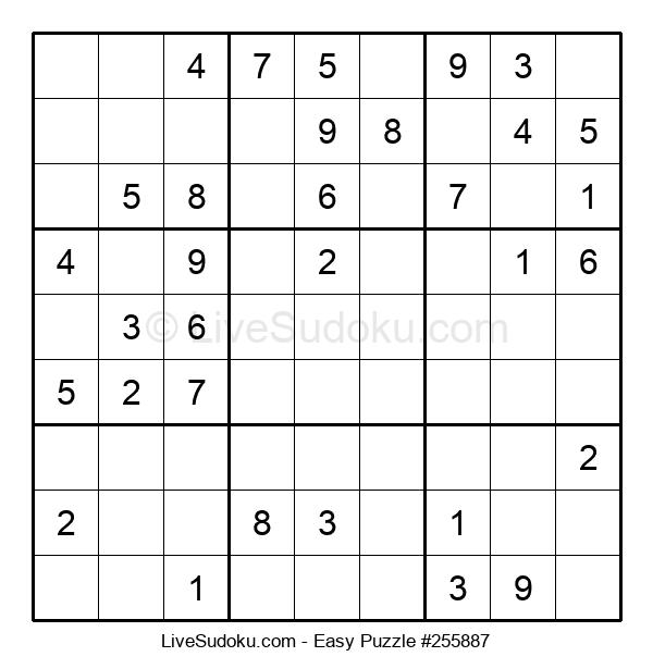 Beginners Puzzle #255887