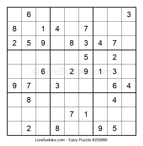 Beginners Puzzle #255890