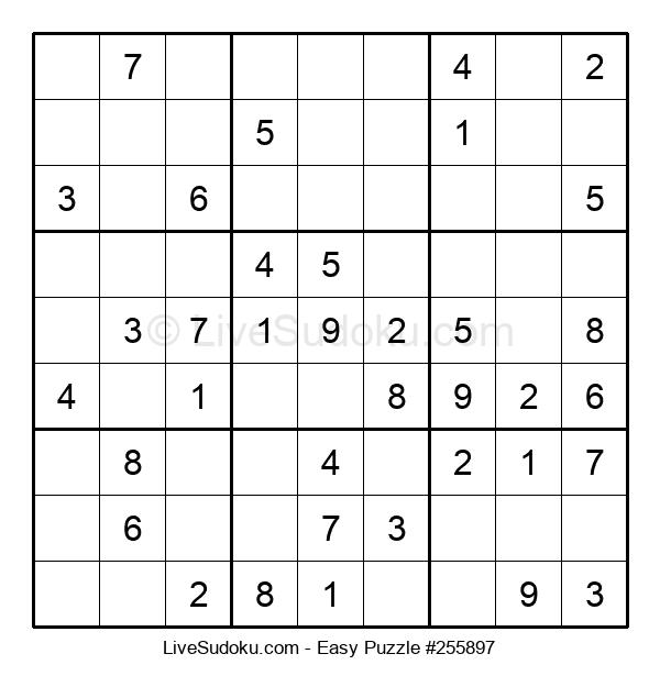 Beginners Puzzle #255897