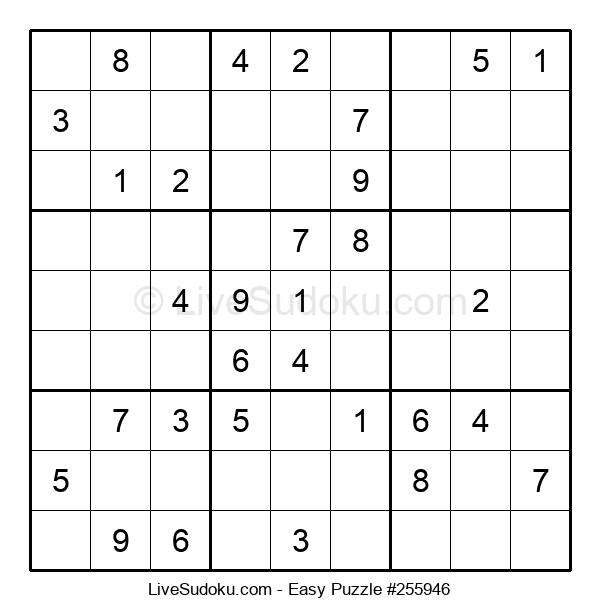 Beginners Puzzle #255946