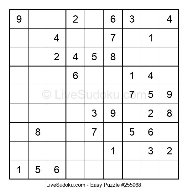 Beginners Puzzle #255968